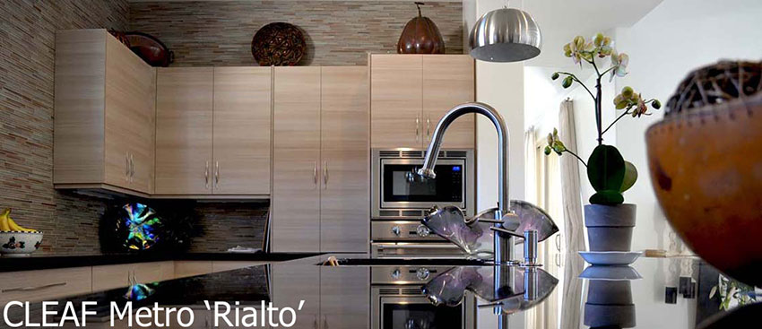 Cleaf Metro Rialto Kitchen Cabinets