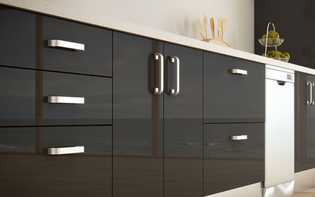 Luxe by Alvic Kitchen Cabinets 6