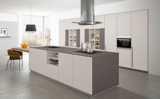 Luxe by Alvic Kitchen Cabinets 4